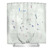 Heal Shower Curtain