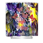 Healing Breath For  Eve Shower Curtain
