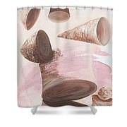 Healing Energy Collection Shower Curtain