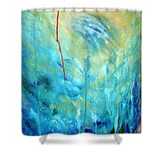 Healing II Shower Curtain
