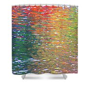 Healing Journey Shower Curtain