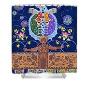 Healing - Nanatawihowin Shower Curtain