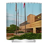 Health Sciences Medical Center Shower Curtain