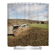 Healuagh Shower Curtain