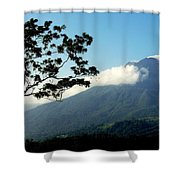 Hear The Winds Blow Shower Curtain