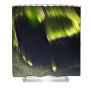 Heart Of Denali Shower Curtain