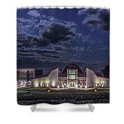 Heartwood  The Southwest Virginia Artisan Gateway Shower Curtain