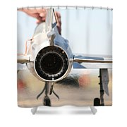 Heat Shower Curtain