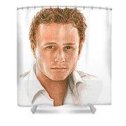 Heath Shower Curtain