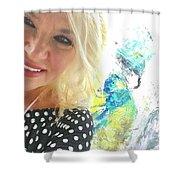 Heather Roddy Shower Curtain