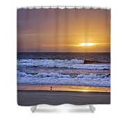 Heaven And Paradise Shower Curtain