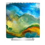 Heaven Of Heaven Shower Curtain