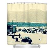 Heavenly Beach In Reach Shower Curtain