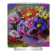 Heavenly  Blossom Shower Curtain