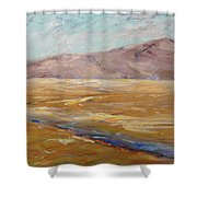 Heavenly Diablo Shower Curtain