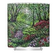 Heavenly Garden Shower Curtain