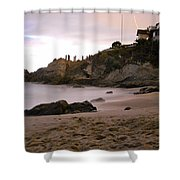 Heavenly Homes Shower Curtain