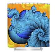 Heavenly Place Shower Curtain