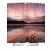 Heavenly Skies Shower Curtain