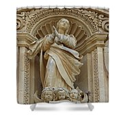 Heavenly Statue Shower Curtain