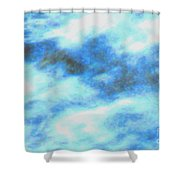 Uknowns Heavens Shower Curtain