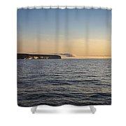 Heavy Fogbank Shower Curtain