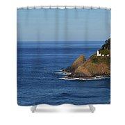 Heceta Head, Oregon Shower Curtain