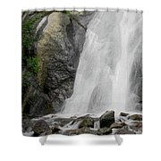 Helen Hunt Falls 2 Shower Curtain