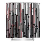 Helias Pt 3 Shower Curtain