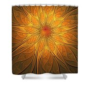 Helio Shower Curtain