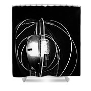 Heliocentric Shower Curtain