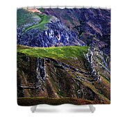Hells Canyon Shower Curtain