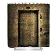Hells Elevator Shower Curtain
