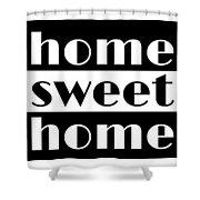 Heme Sweet Home Shower Curtain