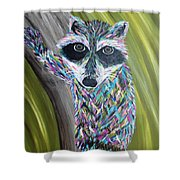 Henery Shower Curtain