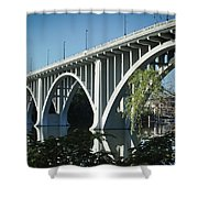 Henley Street Bridge II Shower Curtain