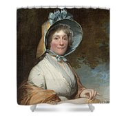 Henrietta Marchant Liston (mrs. Robert Liston) Shower Curtain