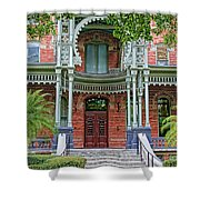 Henry B. Plant Museum Entry Shower Curtain