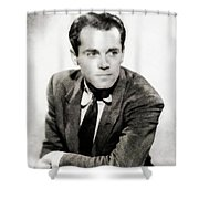 Henry Fonda, Hollywood Legend Shower Curtain