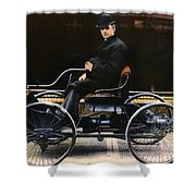Henry Ford, 1863-1947 Shower Curtain