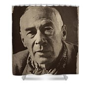 Henry Miller 1 Shower Curtain