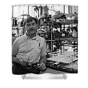 Henry Taube, Canadian-american Chemist Shower Curtain