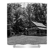Henry Whitehead Place Shower Curtain