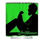 Henson's Moment Shower Curtain