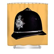 Her Majestys Pride_transparent Shower Curtain