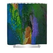 Hera11 Shower Curtain