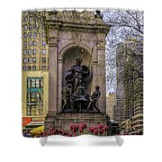 Herald Square - Nyc Shower Curtain