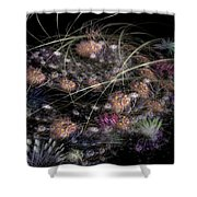 Herbaceous Shower Curtain
