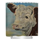 Hereford Profile Shower Curtain