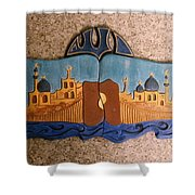 Heritage Mural Shower Curtain